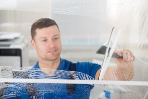 Mytí oken v Praze 8