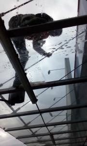 Výškové mytí oken Praha 2