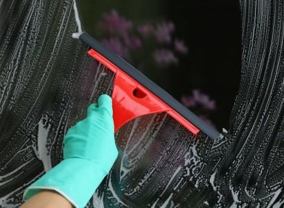 Výškové mytí oken Praha 1
