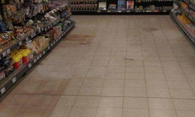 zakazka cisteni podlah