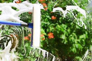 Umývanie vo výškách