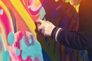 professionelle Graffitientfernung Wien 1100
