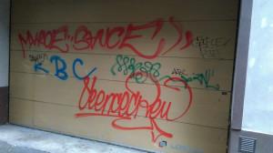 hochwertige Entfernung von Graffiti Wien 1120