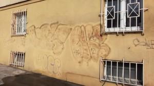 Jak ochránit omítky před graffiti?