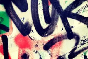 odstranění graffiti čmáranic a tagů