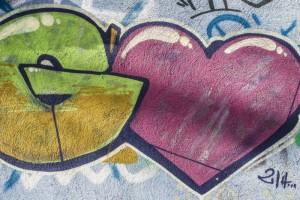 díla graffiťáků
