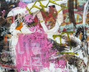 Nepokoušejte se odstranit graffiti