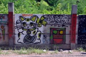 Prototypy graffitů