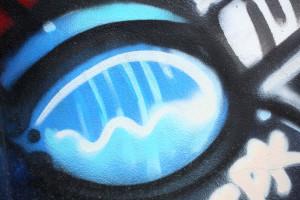zákulisí graffiti