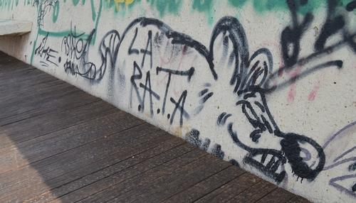 grafiti, odstranění Ústí nad Labem