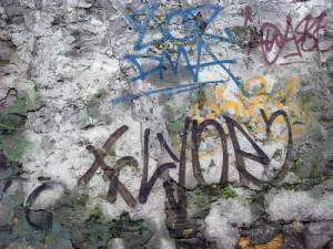 odstraňování graffiti v Plzni