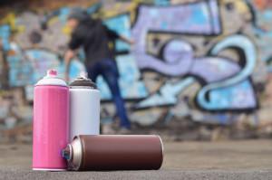 jak odstranit graffiti