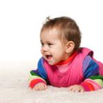 čištění koberce v dětském pokoji