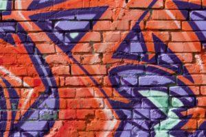 Granit na odstranění graffiti