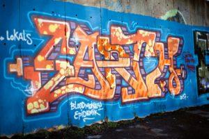 designové graffiti