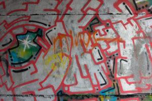 Brno a graffiti