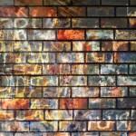odstranění graffiti z cihlové fasády