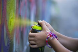 Graffiti odstranění v Brně