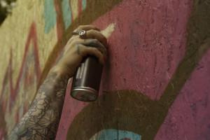 Graffiti odstranění a ochrana