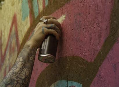 Jak na odstranit graffiti