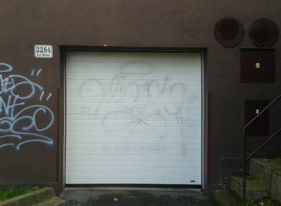 Graffiti Brno, čištění