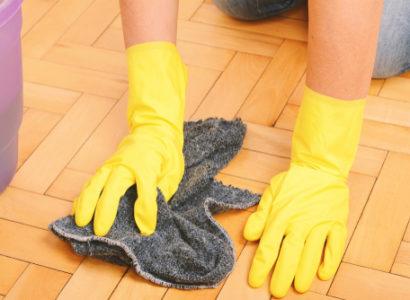 Trnava podlahy, čistenie