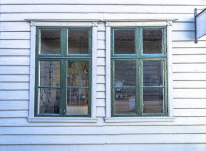 okna mytí