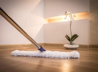 Jihlava čištění podlahy