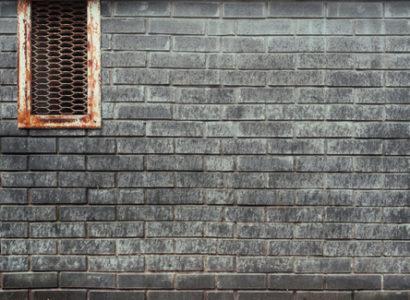 Špinavá fasáda, čištění Brno
