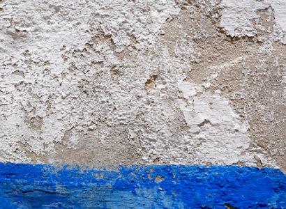 Špinavá fasáda, čištění Ústí nad Labem