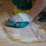 Čištění litých podlah Brno