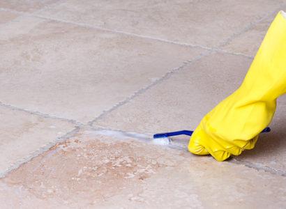 Haly Praha, čištění podlah